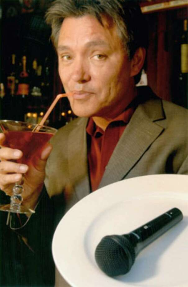 Marc Yaffee performs Wednesday and Thursday.