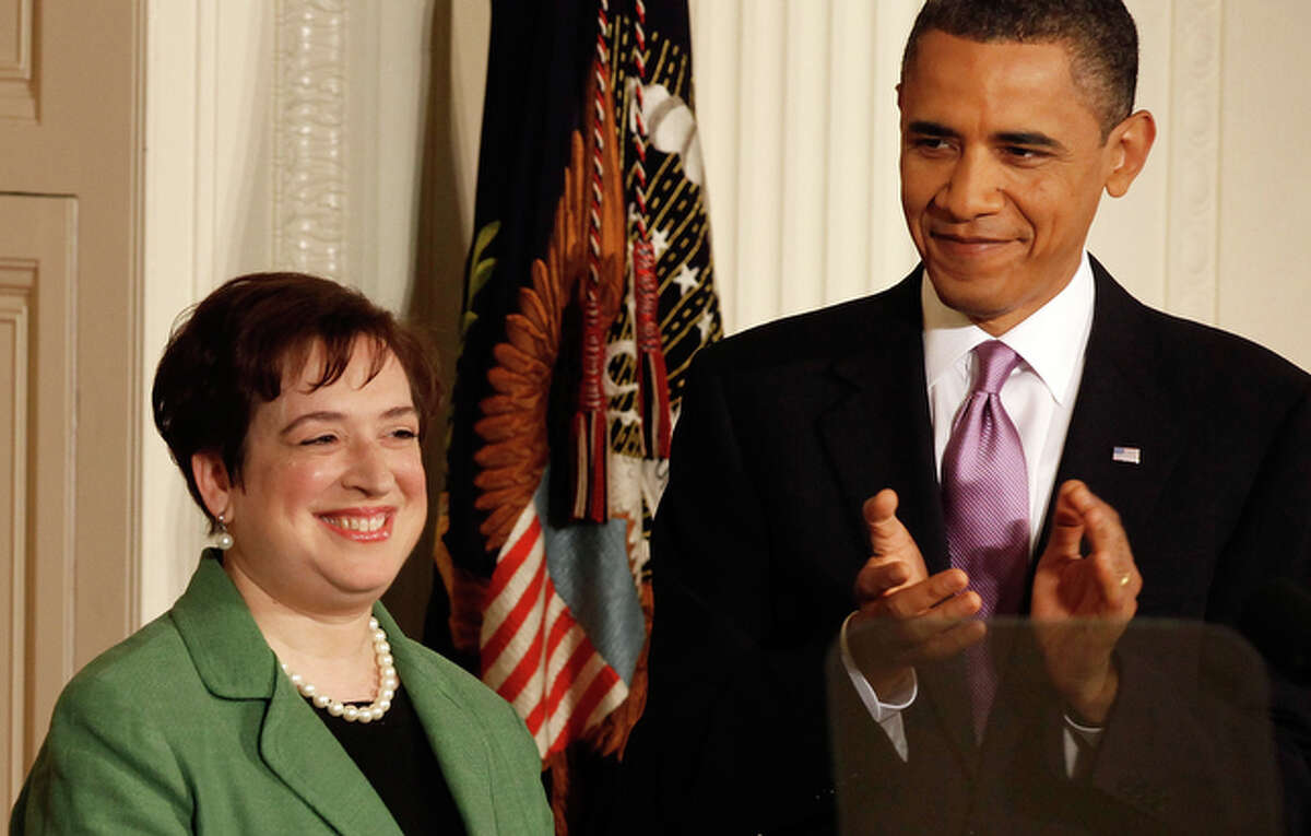 Elena KaganNominated to replace John Paul Stevens by President Barack Obama on May 10, 2010. Confirmed 63-37 onAug. 5, 2010.