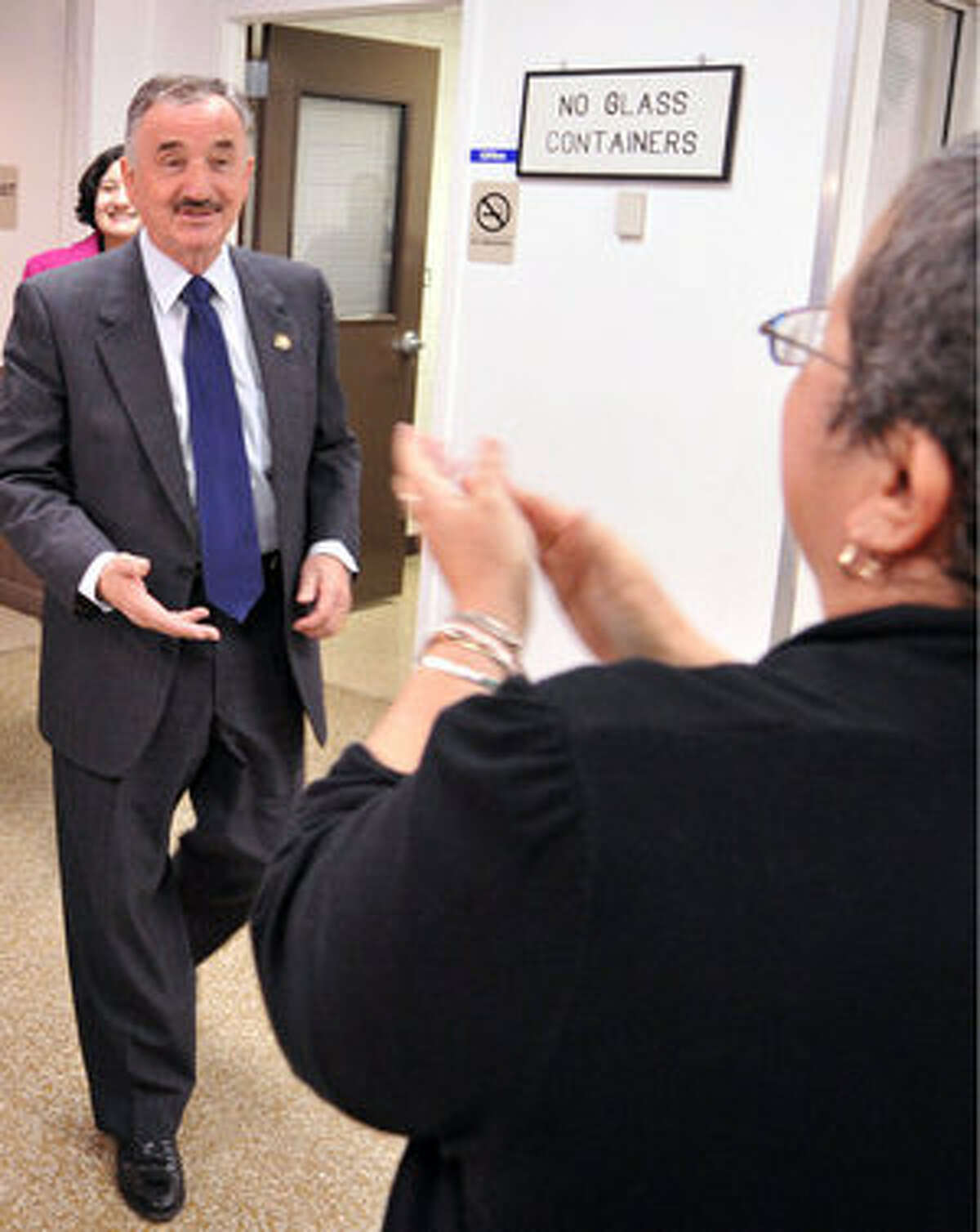 District 23 incumbent Ciro Rodriguez handily won the Democratic primary over opponent Miguel Ortiz. Ortiz conceded the race.