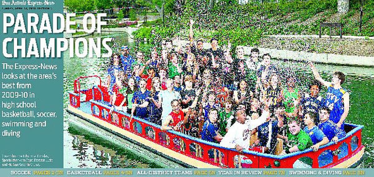 Cover photo by Edward A. Ornelas Special thanks to Capt. Estevan Lucio and Rio San Antonio Cruises