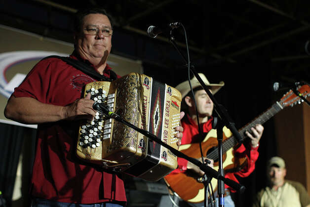 David Lee Garza y Los Musicales will be in the lineup at Sunday's Tejanos For Tejanos benefit concerts. File photo / spoecial to the San Antonio Express-News