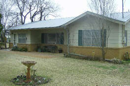 Vernon and Judy Rogers have listed their one-story, 37-year-old home and separate apartment on 1 acre southeast of San Antonio for $179,000.