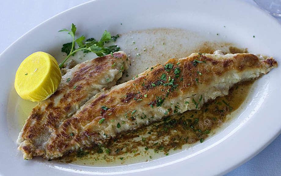 Chefs 39 secrets gulf snapper filet meuni re san antonio for Wild fish san antonio