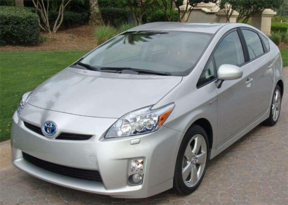 Hybrid: 2006-'11 Toyota Prius  Source: Edmunds
