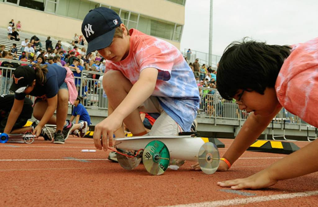 Solar Car Races San Antonio