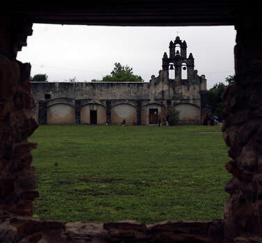 Moved to its present location in 1731, San Juan is one of four cherished  San Antonio missions visited by about 1.7 million people each year from  around the world. / jdavenport@express-news.net