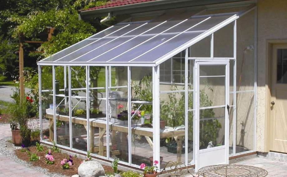 This Solargro Dover Home Attached Greenhouse Features Safety Gl Walls And An Insulated