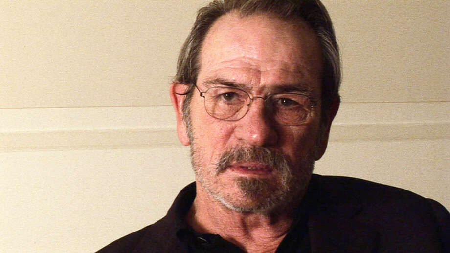 ...you run into Tommy Lee Jones and you're mad cause it isn't Eva Longoria. --Steven Rowden