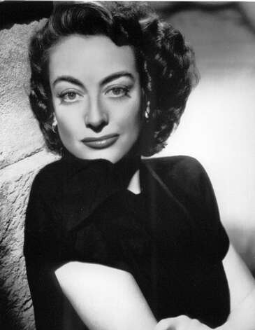 "Hollywood glamor queen Joan Crawford, who won an Oscar for the title role in ""Mildred Pierce,"" was born Lucille Fay LeSueur in San Antonio in 1906."