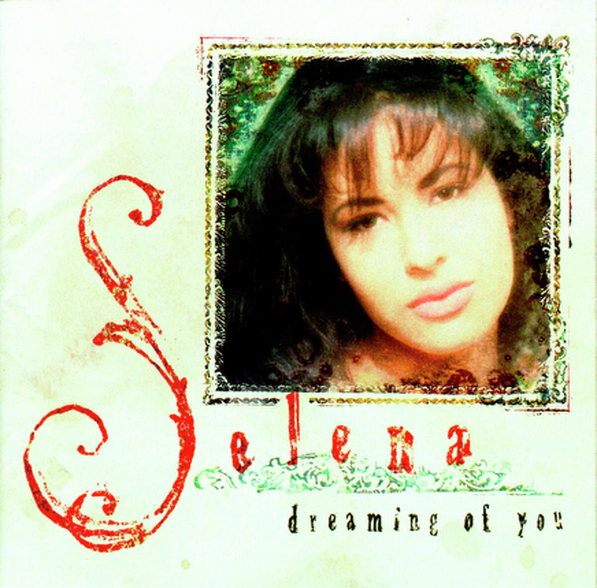 Dreaming of You CD Cover.