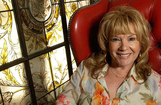 Vikki Carr is the grand marshal for the 62nd Annual Fiesta Flambeau Parade. Photo: Helen Montoya/Express-News / San Antonio Express-News