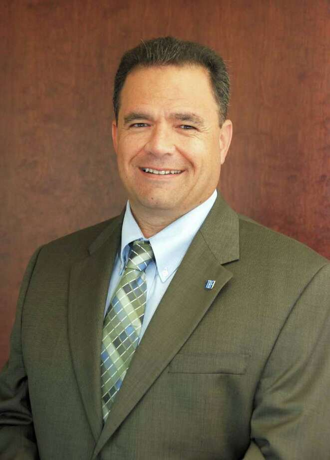 Bank of Fairfield Branch Manager Mark Ahern has been promoted to vice president of the bank. Photo: Contributed Photo / Fairfield Citizen contributed