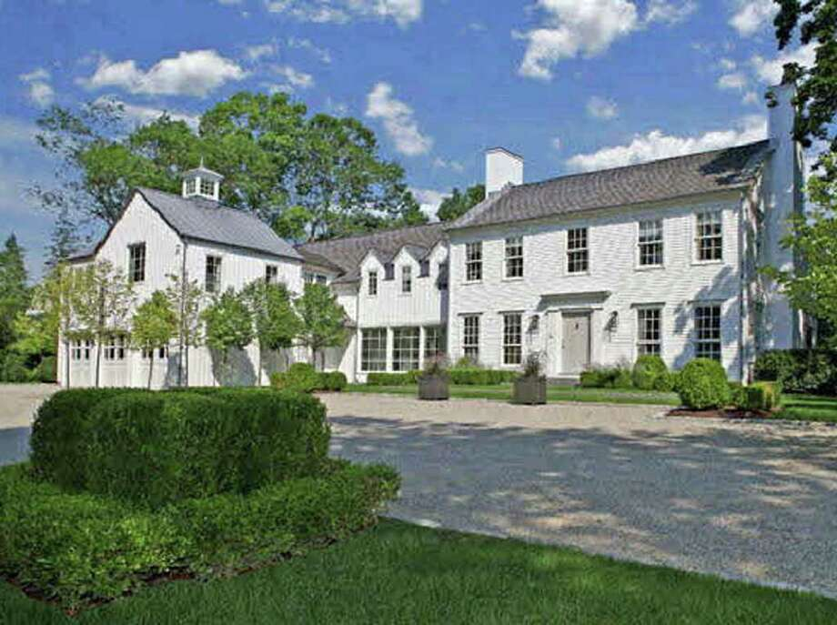 HIGHEST SELLER -- This home at 49 Clapboard Hill Road in Westport recently sold for $4,550,000. The listing and selling broker was Coldwell Banker Riverside Realty. Photo: Contributed Photo / Westport News contributed