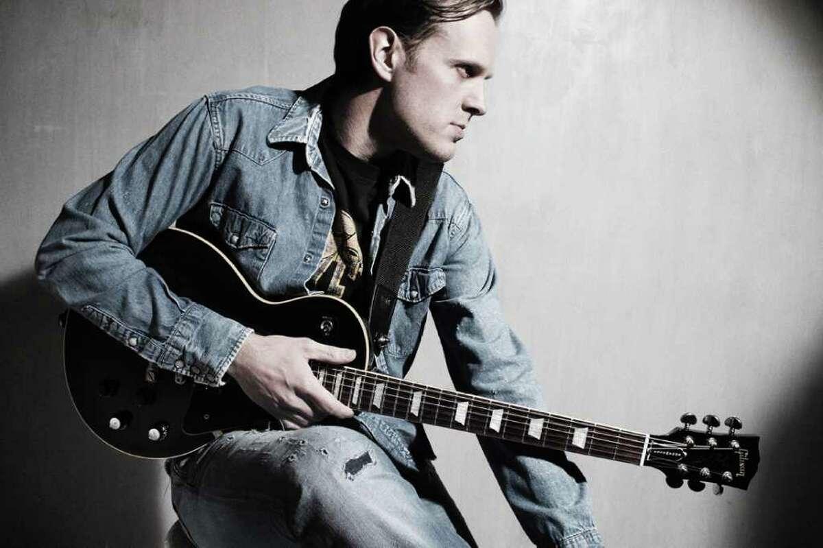 Blues guitarist Joe Bonamassa performs at Stamford's Palace Theatre Friday, Nov. 12.