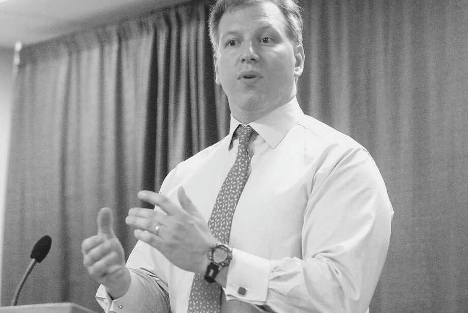 State comptroller candidate Harry Wilson outpaced the GOP gubernatorial candidate in his failed bid. Photo: PAUL BUCKOWSKI / 00009232A