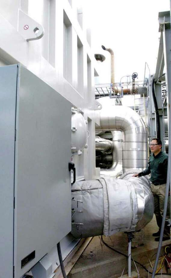 Calif  leads domestic market for FuelCell Energy of Danbury