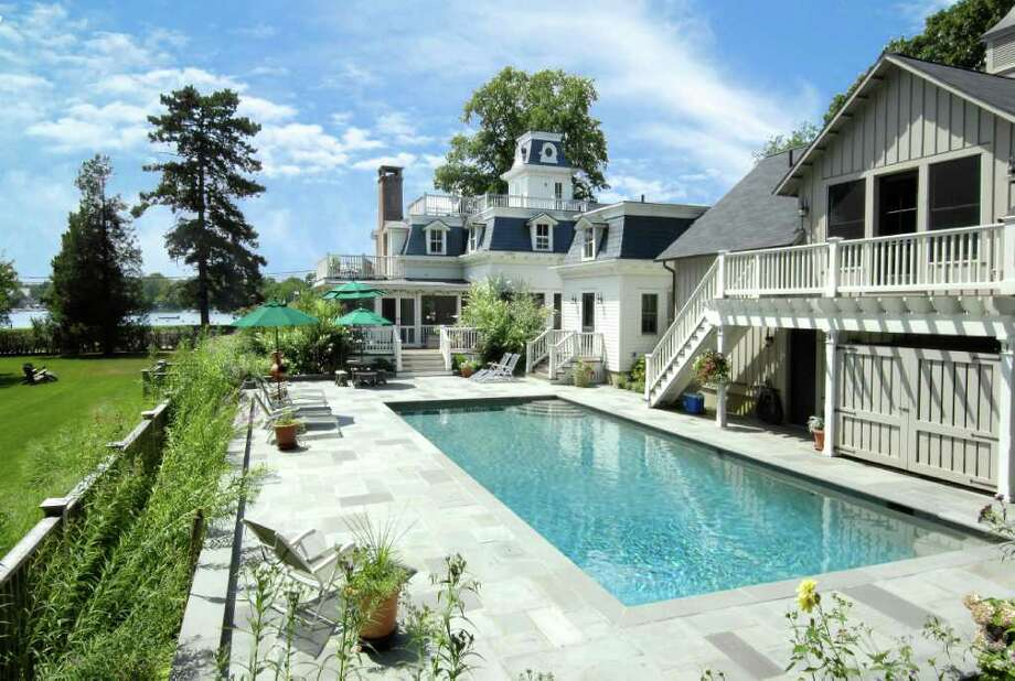 Where Andrew Carnegie once summered in Darien - StamfordAdvocate