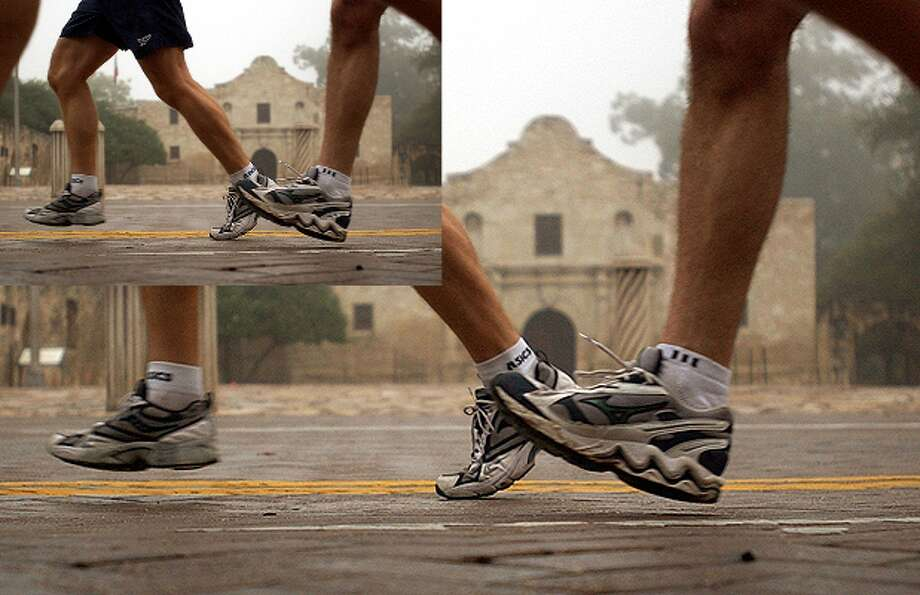 According to the report, runners in San Antonio run an average of 7.44 miles per week.