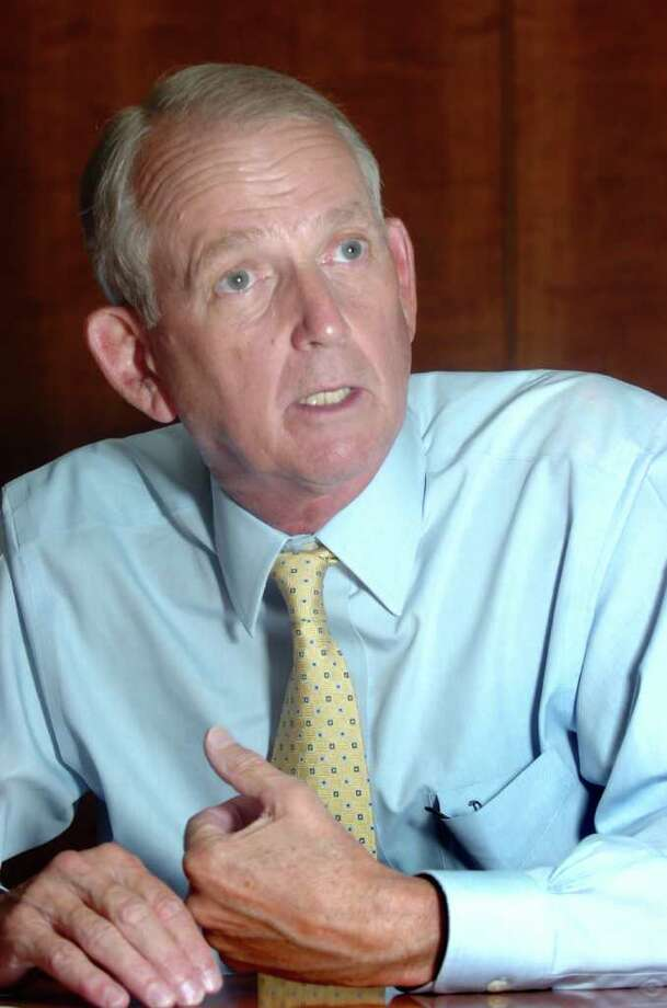 Former U.S. Congressman Rob Simmons, one-time Republican candidate for Senate. Photo: File Photo / Connecticut Post File Photo