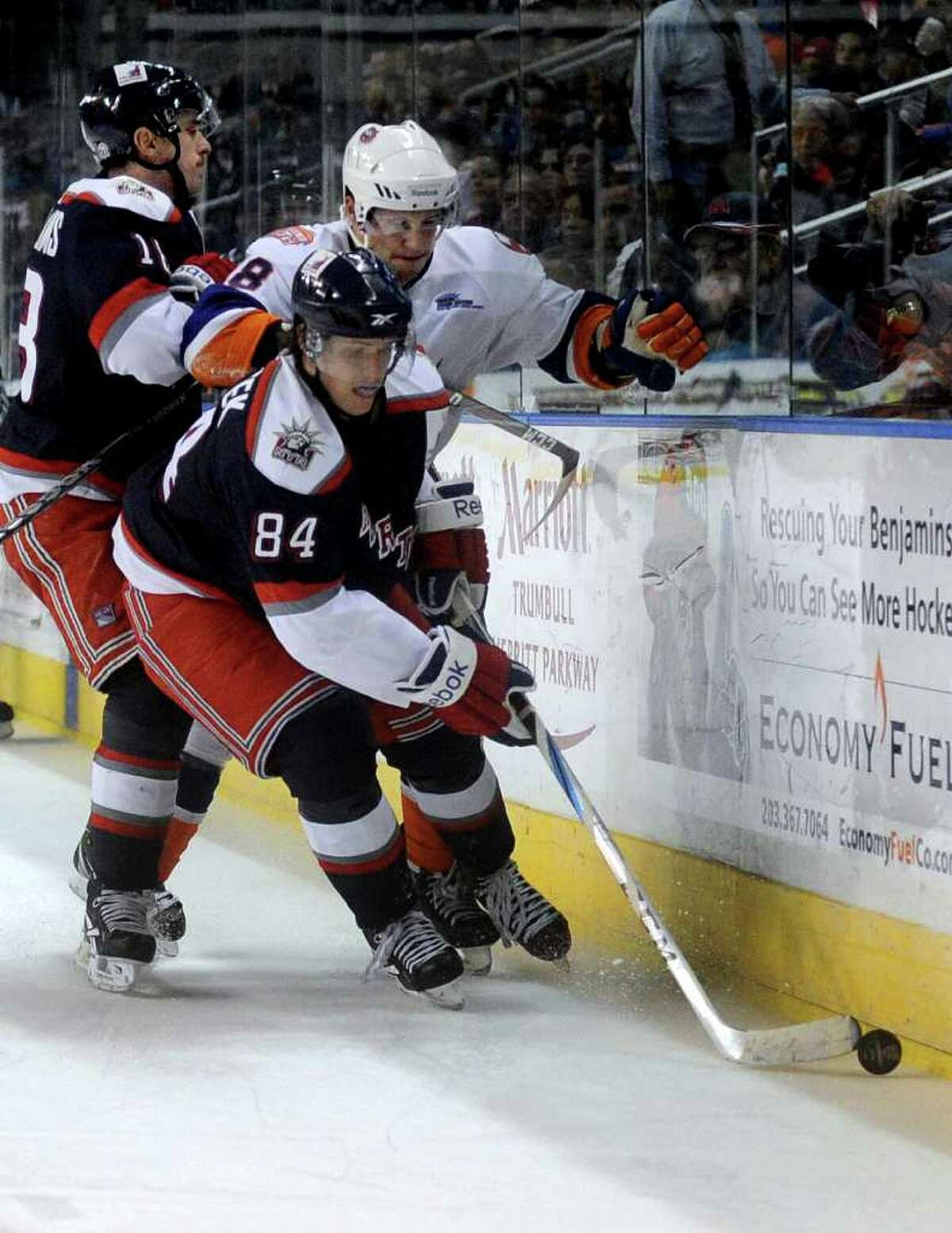 The Hartford Wolf Pack takes on the Springfield Falcons at the XL Center in Hartford on Friday. Find out more.