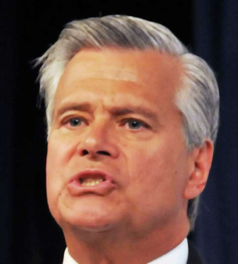 There?s no question we were hurt by the top of the ticket, says Sen. Dean Skelos, leader of the Republican Senate caucus, which is poised to take the majority. (Times Union) Photo: John Carl D'Annibale / 00008613A