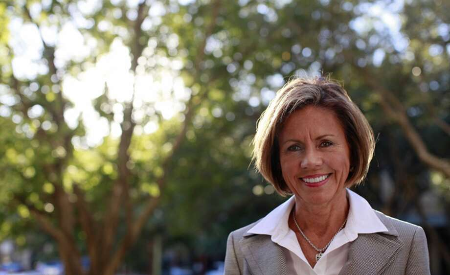 Sheryl Sculley, who passed her six-year mark with the city last month, didn't ask her bosses for a raise. Photo: File Photo