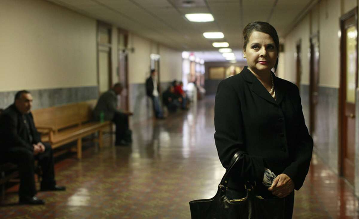 Lawyer Hilda Valadez was the top-earning local court-appointed attorney in the past three years, taking in $403,000 for 478 cases.