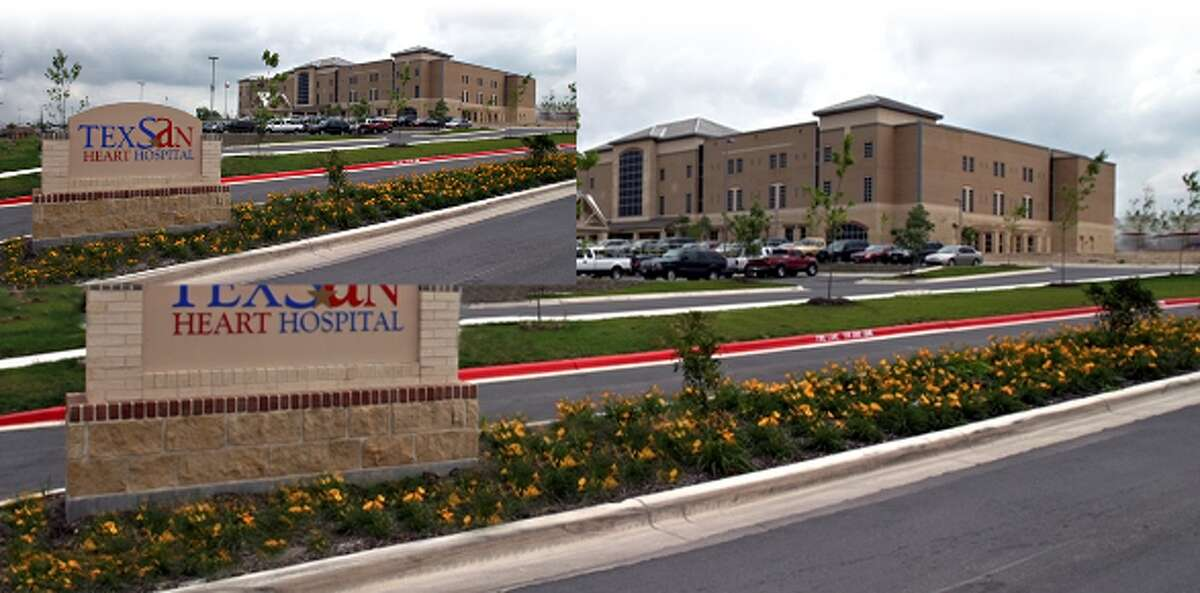 Texsan Heart Hospital opened in 2004. It has 120 beds, four operating rooms, four cardiac catheterization labs and an emergency department.