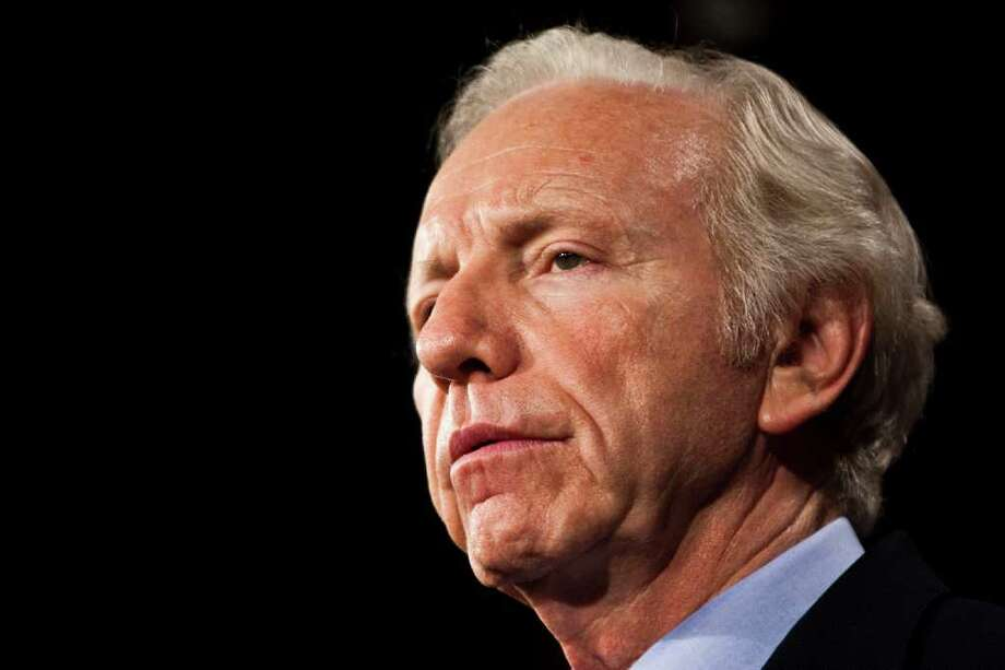 U.S. Sen. Joe Lieberman, who ran as Al Gore's vice presidential candidate during the 2000 presidential election, didn't know for almost a month whether he would be working in the White House the following year. A Supreme Court ruling ultimately sent the Republicans into office and Lieberman remained in the Senate, where he is currently serving his fourth term.(AP file Photo/Drew Angerer) Photo: Drew Angerer, ST / AP