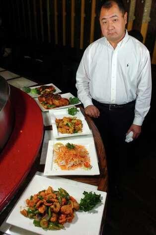 Eric xie owner of red bean asian bistro in norwalk for Asian cuisine mohegan lake menu