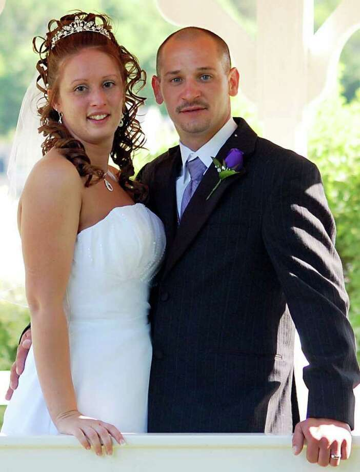 Magee/Schlemmer wedding. For Spectrum. Submitted September 2010. Photo: Contributed Photo / The News-Times Contributed