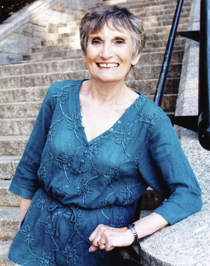 Stage actor and book actor Davina Porter. Porter will be the guest speaker at the Nov. 22 meeting of the Y's Women. Photo: Contributed Photo / Westport News