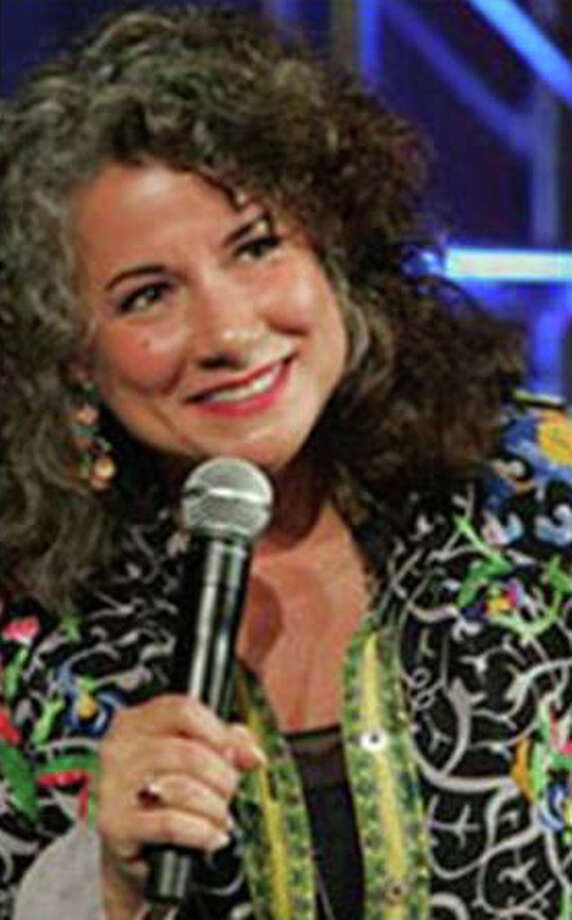 Pictured is author, comedienne and college professor Gina Barreca, who will help celebrate the 90th anniversary of the League of Women Voters. Barreca will be appearing at the Connecticut chapter's Nov. 22 gathering at the Westport Woman's Club. Photo: Contributed Photo / Westport News