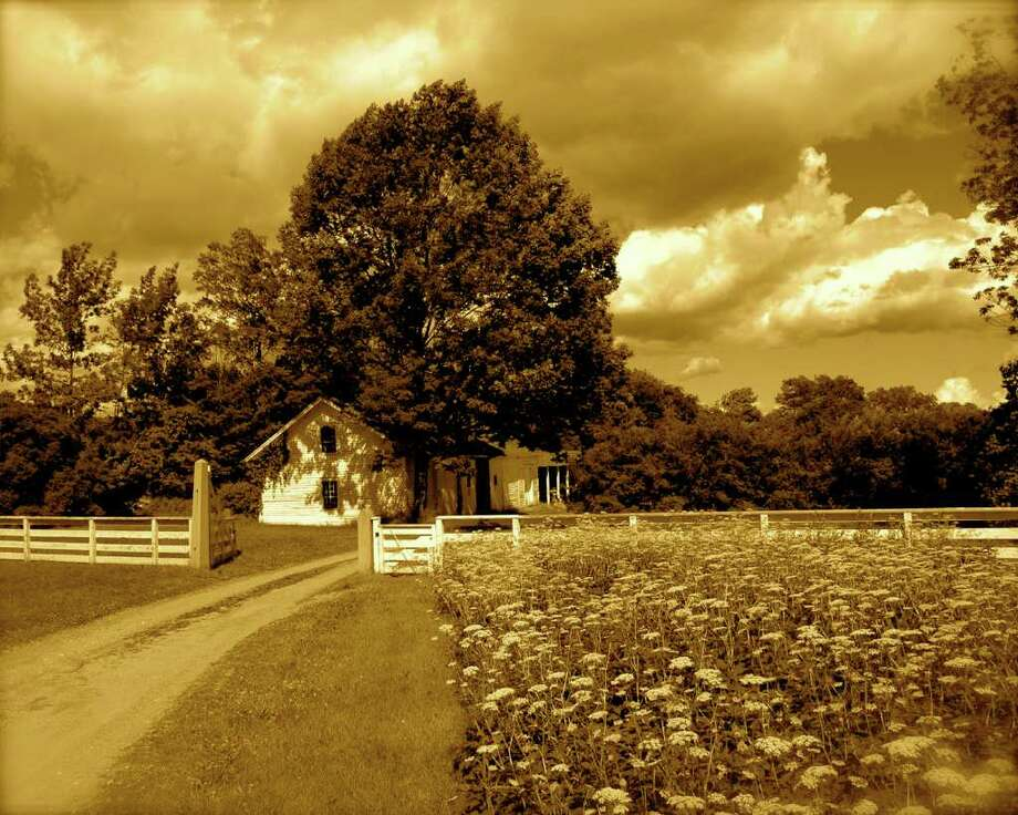 """Four photograhs by Westport artist Steven Parton will be on display at the Carriage Barn Arts Center's juried show, """"Farm,"""" through Dec. 12, 2010. An opening reception is planned for Sunday, Nov. 14, from 4 to 6 p.m. Photo: Contributed Photo / Westport News"""