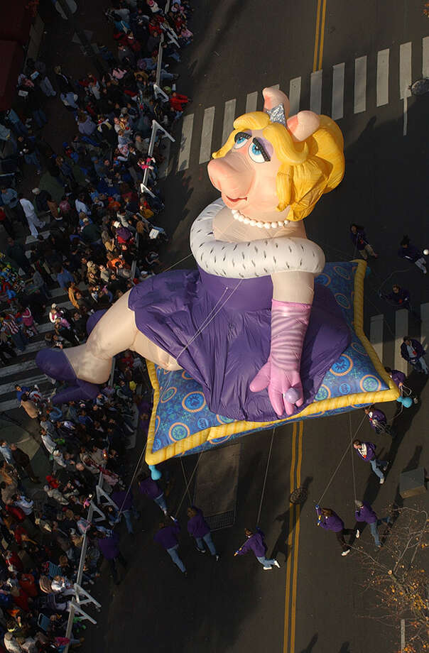 Miss Piggy. Photo: File Photo / Stamford Advocate File Photo