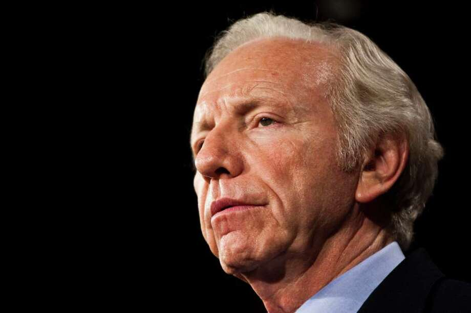 """Four years after U.S. Sen. Joseph Lieberman, the """"independent Democrat"""" won re-election as Connecticut for Lieberman Party's first candidate, then abandoned it, opponents who hijacked CFL failed to secure enough votes to maintain a ballot line to challenge Lieberman in 2012.(AP file Photo/Drew Angerer) Photo: Drew Angerer, ST / AP"""