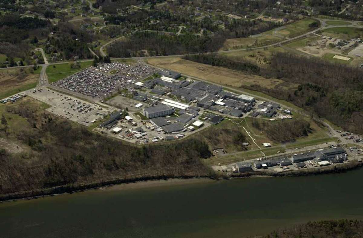 A view of the Knolls Atomic Power Labs. Radioactive water from a cleanup site leaked into the Mohawk River, but communities drawing drinking water from the river were not alerted. (Paul Buckowski/Times Union archive)