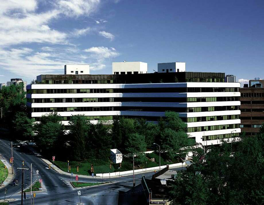 Stamford-based Ashforth Co., has launched a $12 million capital improvement and amenities program at Stamford Square at 3001 Summer St., a 287,070-square-foot, eight-story building with four levels of underground parking. Photo: Contributed Photo / Stamford Advocate Contributed