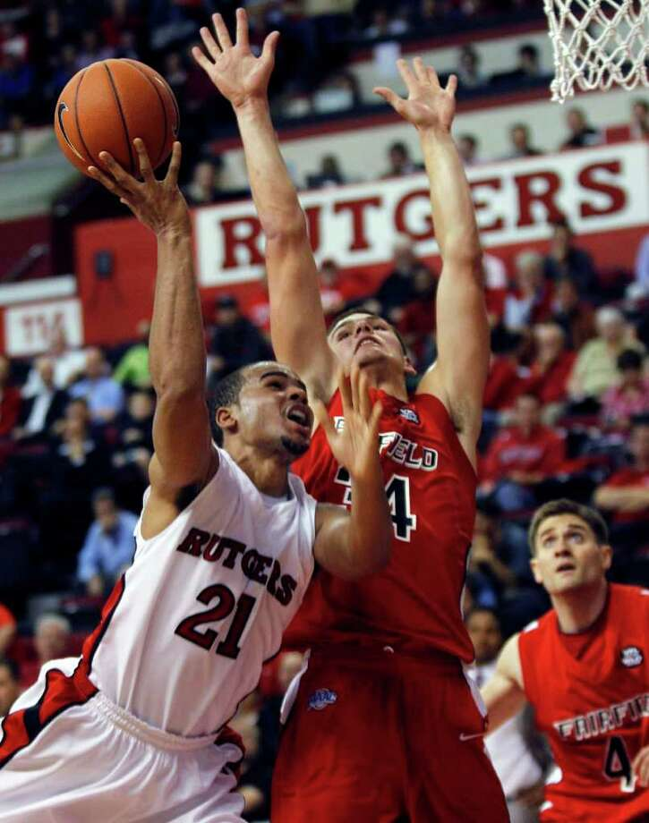 Stags, Needham fall at Rutgers - Connecticut Post