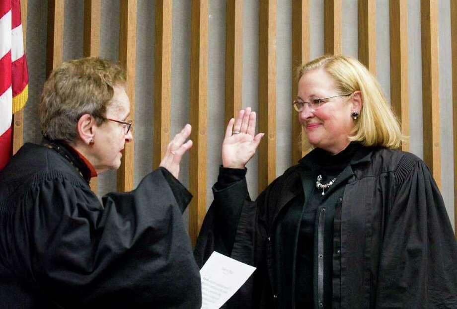 Norwalk Superior Court Judge Sworn In To Third Term Stamfordadvocate