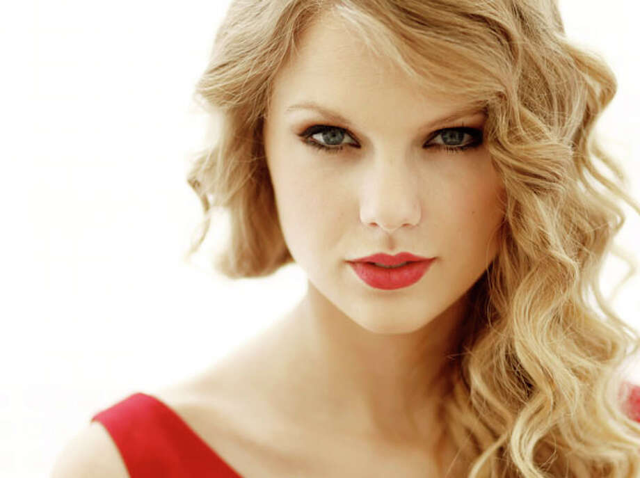 """Musician Taylor Swift poses for a portrait in West Hollywood, Calif.  Swift's new album, """"Speak Now,"""" has sold more than 1 million copies. AP Photo/Matt Sayles / AP"""