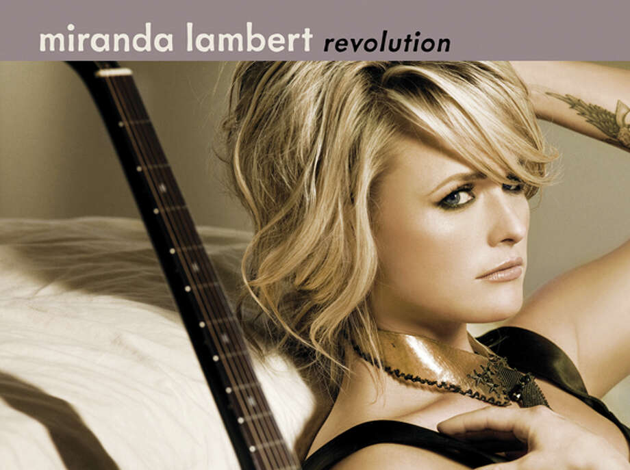 Miranda Lambert will perform Saturday at Ford Park. / FrontPage Publicity