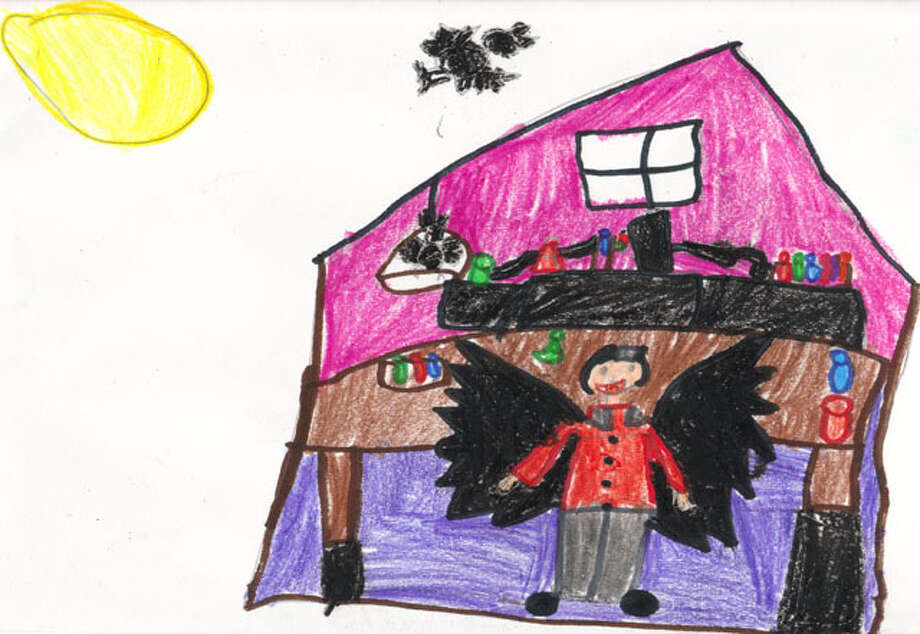 Victoria Moss, 8, St. Anne's Catholic School, Beaumont