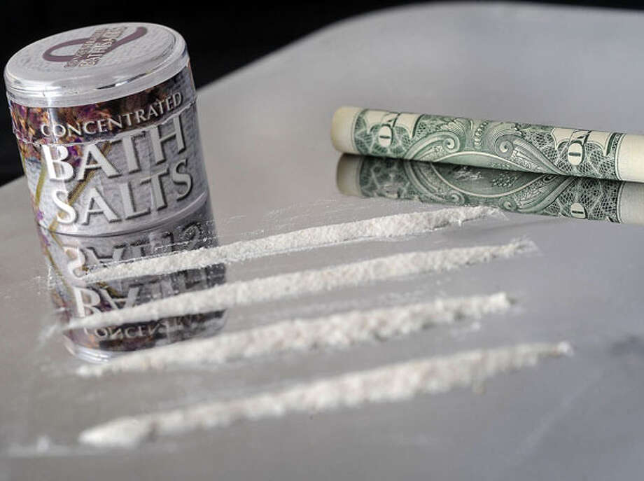 Popular among teenagers, bath salts have become a quick and easy method of getting high. Sold for about $30 for a small container, the substance can be legally purchased at gas stations and its chemical makeup is untraceable on some drug tests. Photo Illustration by Guiseppe Barranco / Beaumont