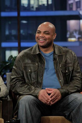 Charles Barkley, in his playing days, didn't exactly find open arms after spitting on a girl and telling the world why he hated white people. (Stacie McChesney/NBCU Photo Bank) / © NBC Universal, Inc.