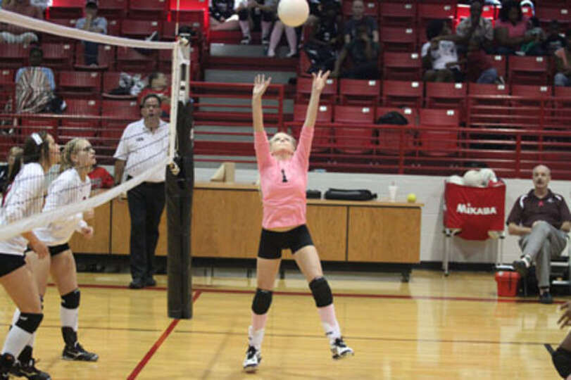 Jasper dropped a tough contest to Kirbyville Oct. 2 when some crucial calls went against the Lady Bu