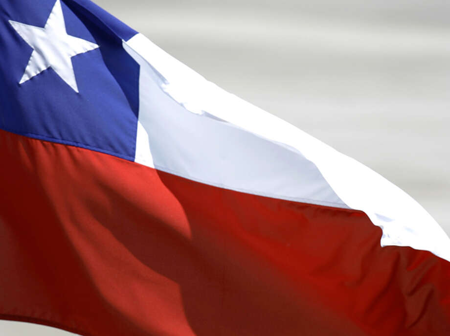 The Chilean flag was accidentally put on absentee ballots in Atascosa County. AP Photo/Roberto Candia / AP