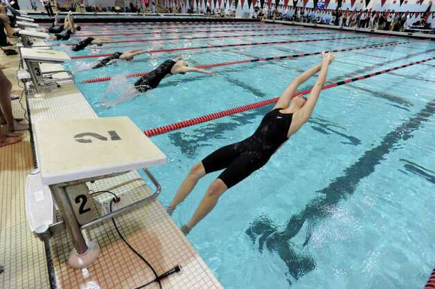 Cardinals Cruise To Class Ll Swim Crown Stamfordadvocate