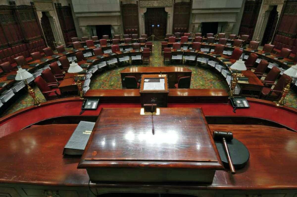 Gov.-elect Andrew Cuomo wants a viable Senate. (Will Waldron/Times Union)