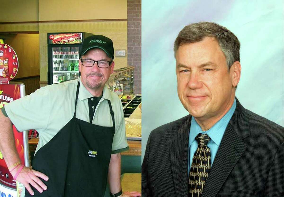 Don Fertman, chief development officer for Milford-based Subway restaurants, will be featured on the Nov. 21 episode of CBS's